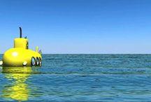 yellow submarine / by Gali Lev Ari