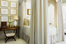 bedrooms / by Lauren Robinson