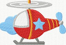 Machine Embroidery Designs - Purchased