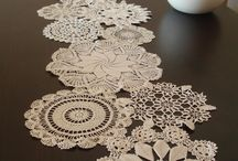 Delectable doilies