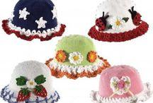 hats crochet children