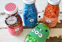 Mini Monster Party ideas