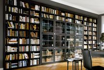Paschen Libraries / Designer libraries from http://www.apresfurniture.co.uk/  / by Après Furniture