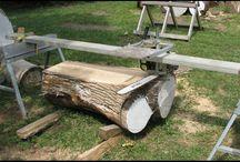 Hout en houtbewerken