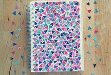 Cuadernos Decorativos