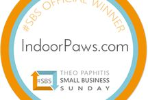 Awards & Features / All of Indoor Paws' awards & features