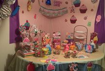 Candy Land party ideas / Candy Land birthday party