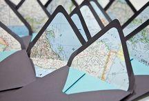 maps / by Dee Zuchetto