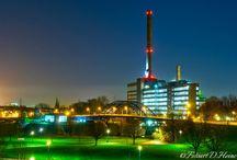 Industrial photography / Industrial photography and art