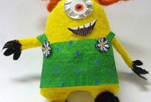 Creatieve kinderfeestjes
