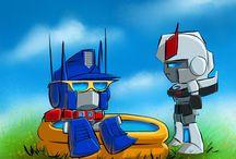 transformers goodiness
