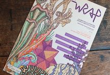print inspiration / examples and ideas for magazines and newspaper and books