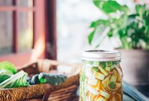 Preserving the Season / Jams and jellies, pickles and ferments, and other forms of canning goodness in the kitchen.