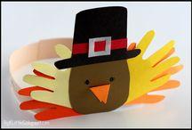 Preschool/Thanksgiving Feast