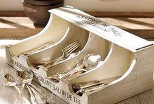 Cutlery Caddy / Drawer
