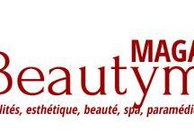 Beauty Med Magazine / BeautyMed Magazine est  une vitrine d'informations et d'échanges qui a pour objectif de mettre en évidence les potentialités existantes autour des secteurs de l'esthétique, de la coiffure, du medi Spa-bien-être, du tatouage, de la médecine esthétique, du médical et paramédical, de la kinésithérapie, de l'ostéopathie, etc. ;