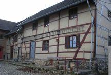 Vakwerk en historische gebouwen / Vakwerk, historische gebouwen, uniek, half-timbered houses