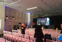 MultiChoice / Led Screens, Lighting and Sound
