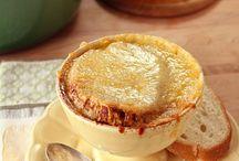 Soups / Delicious soup recipes