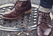 handsome + dapper // casual + rugged / men's fashion ideas… for my mister.