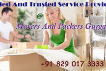 Free References At Packers And Movers Gurgaon