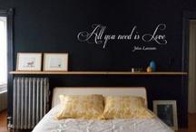 Home - Bedroom & Linen Closet / by nicole