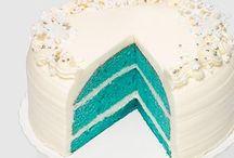 bluegreen cake