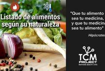 Alimentos segun su naturaleza
