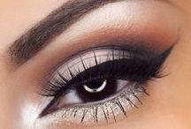 Eye makeup / Øyenskygge