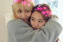 momo y chaeyoung