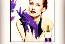 Yves Saint Laurent parfümleri /  YVES SAINT LAURENT Bayan ve erkek parfümleri.