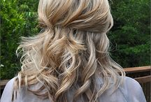 Hair Ideas / by Nicki Bode