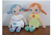 Patron gratuito: muñecas Moshka