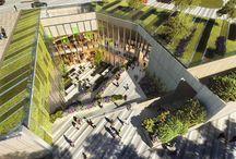 Inspirations - Public spaces