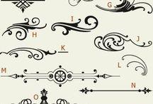 패턴 무늬