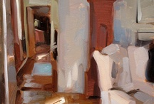 Paintings of Interiors