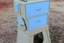 Robot chest of drawers / by Jerald Locke
