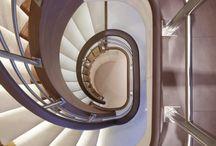 Escaleras / Diseño y Arquitectura de escaleras.