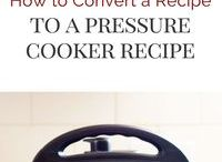 Pressure Cooker Recipes / I just received a pressure cooker for a gift, now to figure out some good pressure cooker recipes!