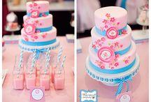 Tea Party Cake Ideas / by Angela Barton
