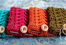 knitting / stricken - Cases / Hüllen / by Wollhase