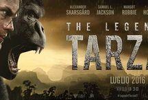The Legend of Tarzan / Con Alexander Skarsgård, Margot Robbie, Samuel L. Jackson e Christoph Waltz, #LegendOfTarzanIT da Luglio al cinema.