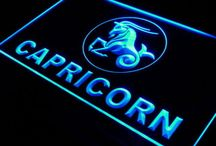 Capricorn / People and things related to Capricorn.