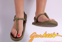 Gurkee's Trinidad / Gurkee's rope sandals for men and women / by Gurkee's Rope Sandals