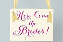 Gay Weddings / Celebrating love!