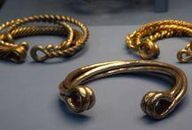 Ancient Jewellery / by Naomi Tracz