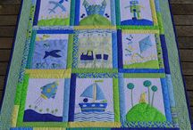 baby quilts / babies