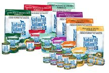 Natural Balance...stuff I eat / I think Natural Balance is the best pet food available. It is made with natural ingredients, delicious formulas and great for fussy eaters too. Check them out at http://naturalbalanceinc.com