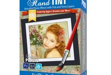 Hand Tint Pro / Hand Tint Pro supplies everything you need for creating beautiful and timeless hand painted photography. Available for Mac & Windows