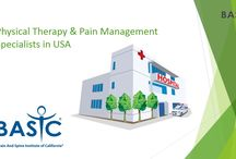 Physical Therapy & Pain Management Specialists in USA / Basic® is the top physical therapy and pain treatment hospital in USA. With Basic specialist team you can get relief from back pain, lower back pain, neck pain, SI Joint Pain, Sciatica Pain, Tailbone (COCCYX) Pain, Thoracic (Mid Back) Pain and many other types of pain. It's a complete Physical Therapy and Pain Relief Management hospital with all latest techniques.